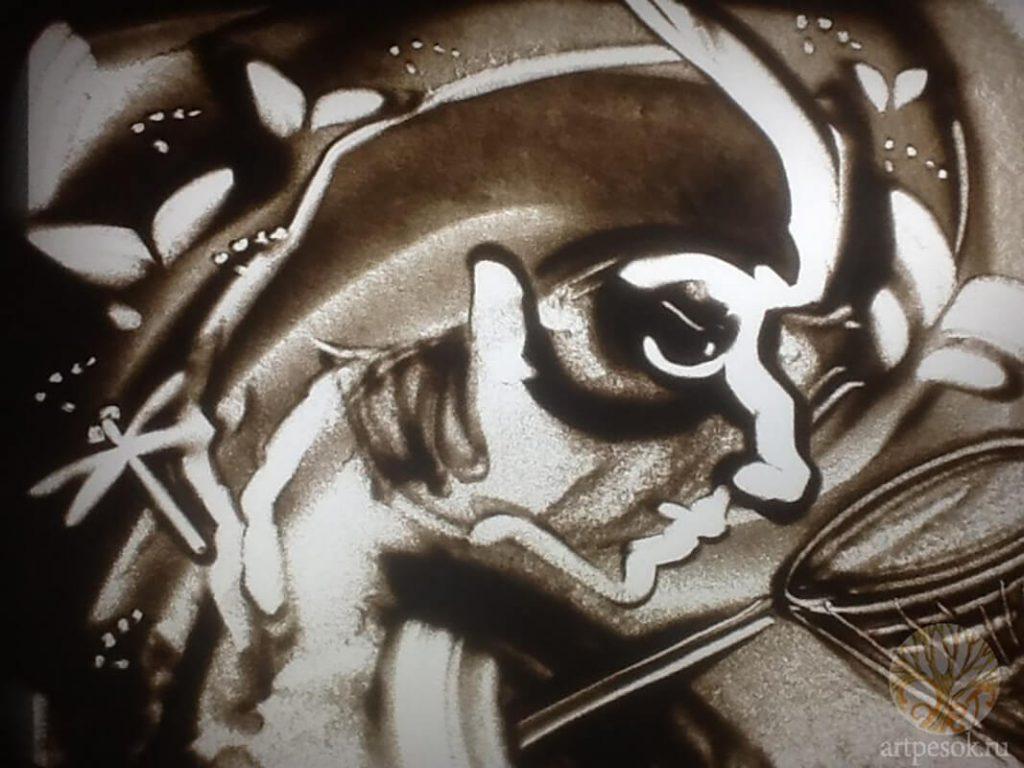 «Артпесок» покажет «Картинки с выставки» М. Мусоргского