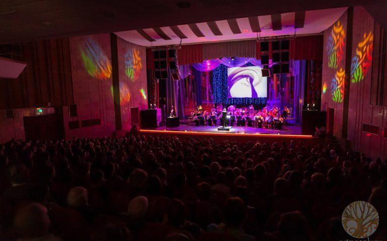 Концерт «Картинки с выставки» совместно с «Молодежным русским оркестром»