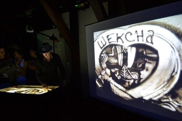 Фото с выступлений художника Всеволода Вахрамеева 14