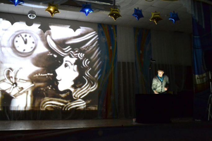 Фото с выступлений художника Всеволода Вахрамеева 5