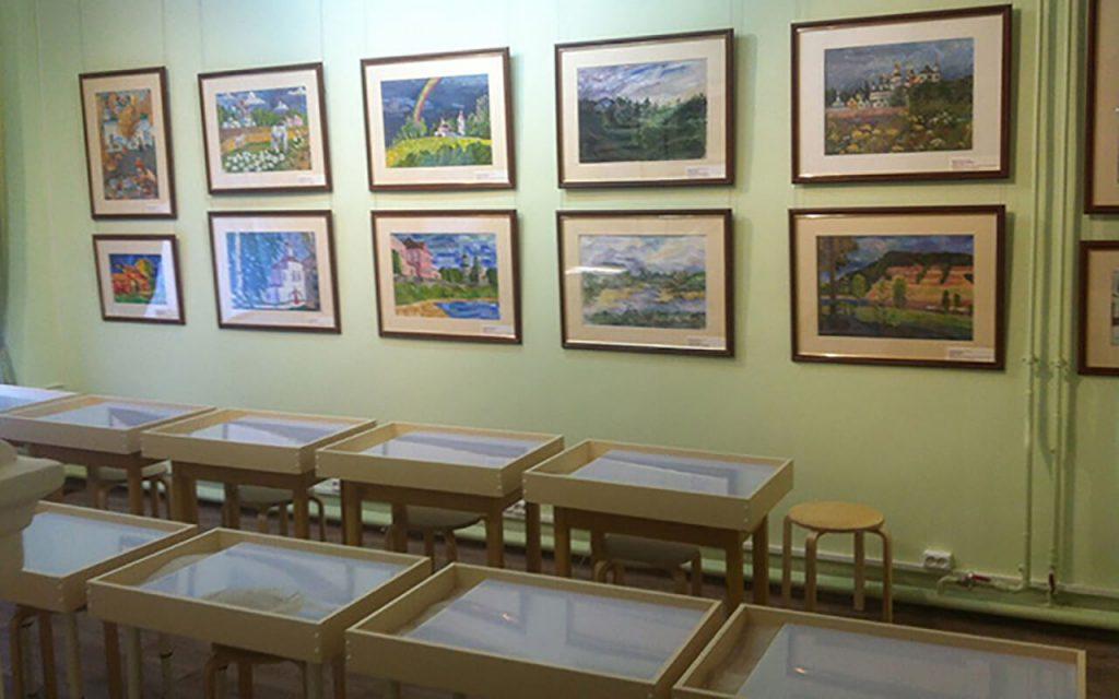 """Открытие """"Детского музейного центра"""" в В. Устюге"""