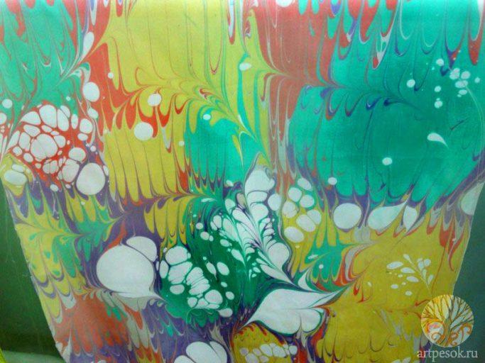 водное шоу и мастер класы по рисованию на воде