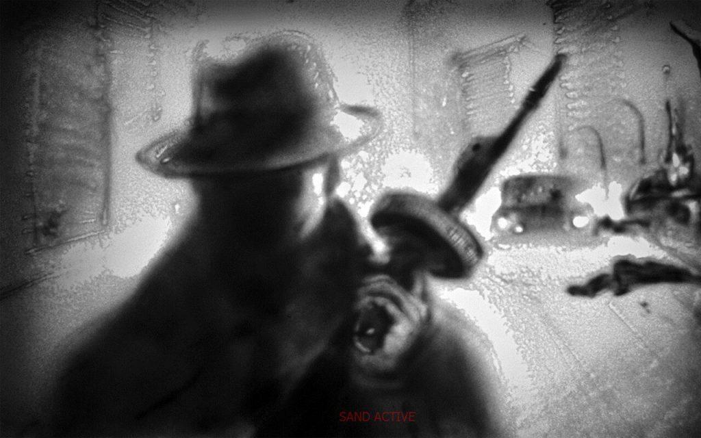 Sand Battle - работы художника Всеволода Вахрамеева для международного конкурса