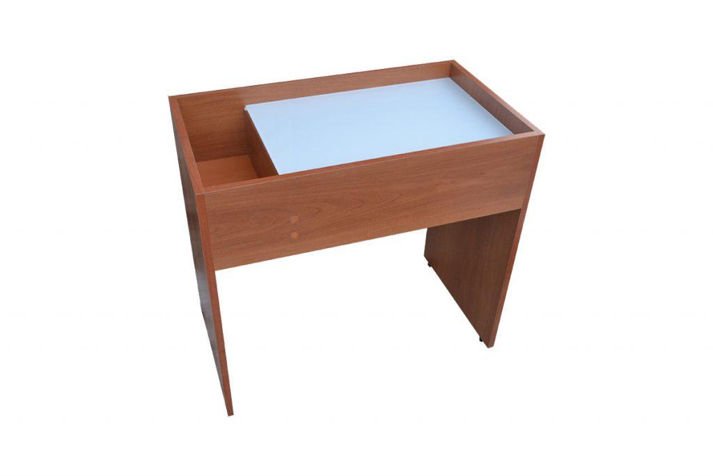 Световой стол для рисования песком с отсеком для песка «Пума»